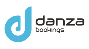 Danza Bookings Logo PNG 300x166 - Booking
